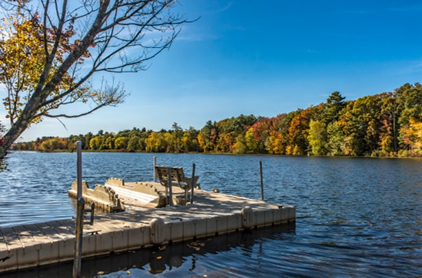 If you enjoy fishing and the outdoors, The Alcove is the perfect new condominium located in Nashua, NH